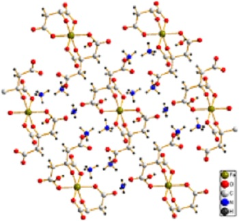 硫代硫酸金铵络合物及其制备方法