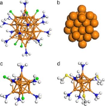 原子核结构矢量图