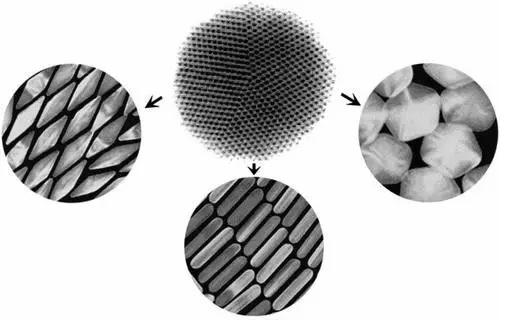 模拟生物法制备金纳米材料